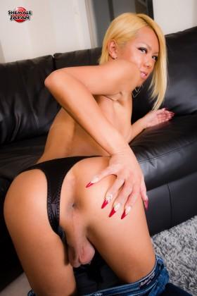 miran3 280x420 Newhalf Miran and her Bangin Body!