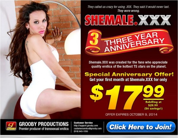 smxpromo 600x466 Shemale.XXX Anniversary Promotion – One Month for Only $17.99!